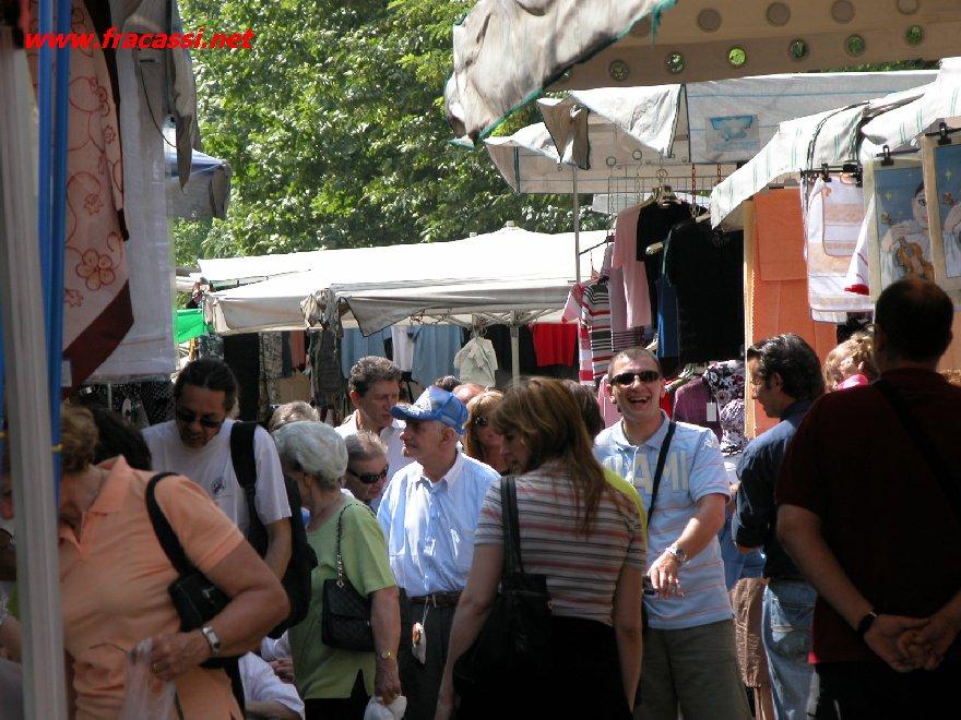 Festa patronale 2007 il sito di andrea fracassi - Fiera oggettistica ...